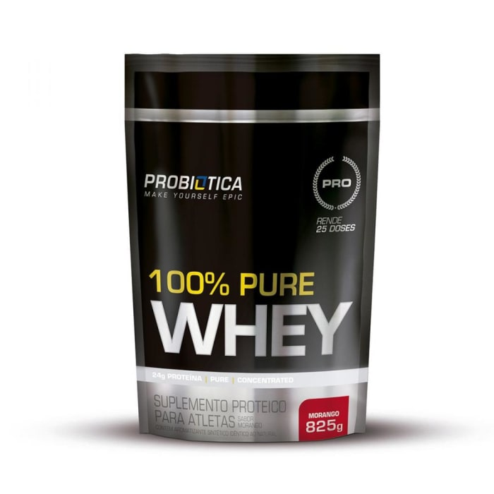 100% Pure Whey 825g - Probiótica (0)