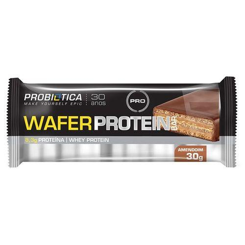 Wafer Protein Bar (unidade 30g) - Probiótica   (0)
