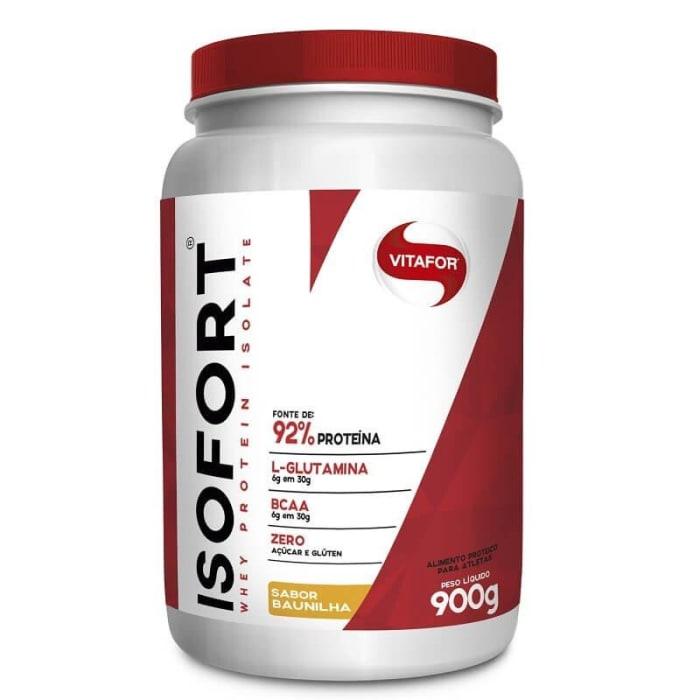 Isofort Bio Protein (900g) - Vitafor (0)