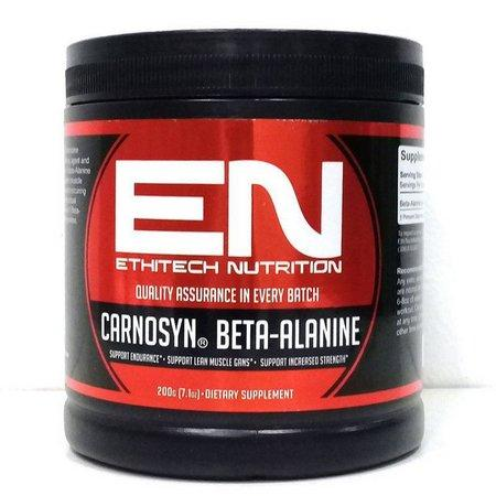 Beta Alanina 200g Importada 100% Pura -  Ethitech Nutrition  (0)