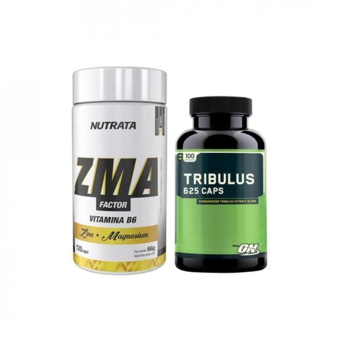 ZMA Nutrata  + Tribulus Terrestre 625  Optimum Nutrition  (0)