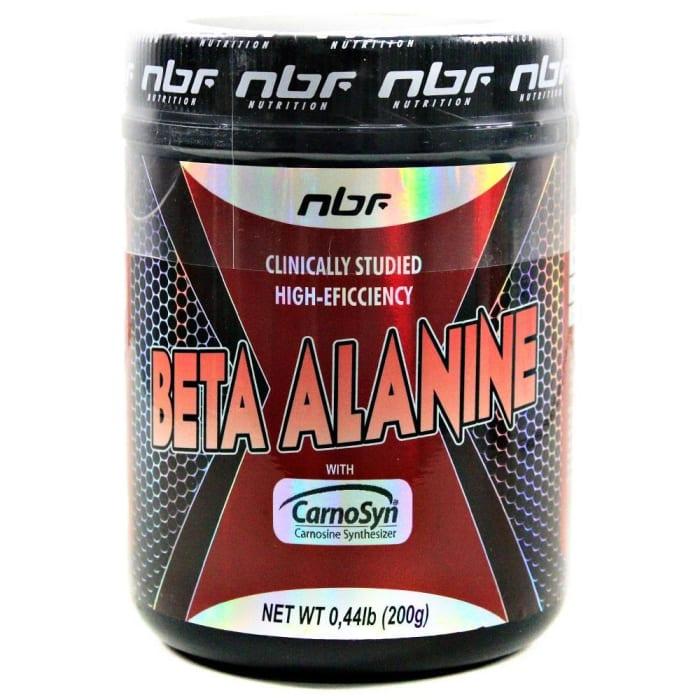 Beta Alanina 200g - Nbf Nutrition (0)