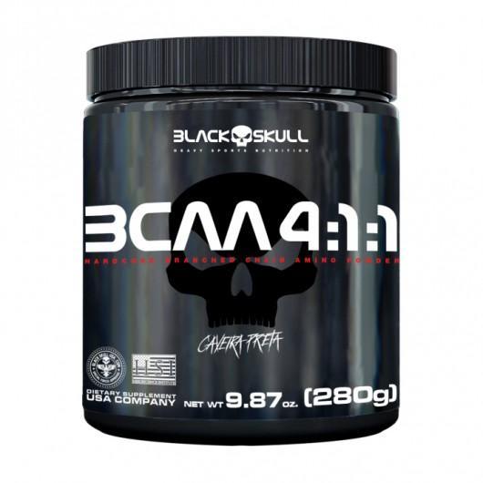 Bcaa  4:1:1 280g - Black Skull (0)