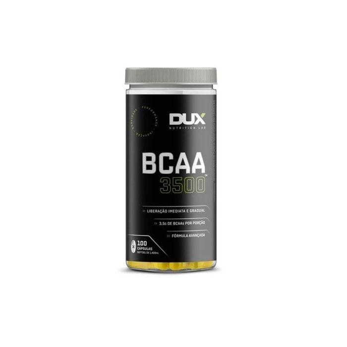 Bcaa 3500 100 Cápsulas - Dux Nutrition  (0)