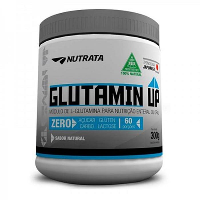 Glutamina Ajinomoto 300g - Nutrata (0)