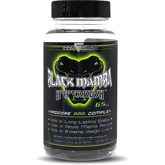 Black Mamba 90 Cápsulas - Innovative (0)