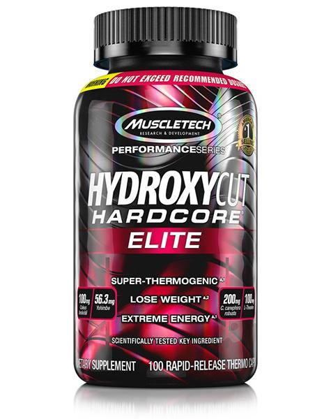 Hydroxycut Hardcore Elite 100 cápsulas - Muscletech (0)
