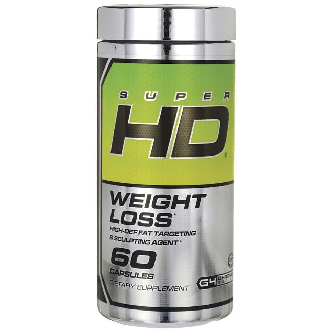 Super Hd 60 Cápsulas - Cellucor (0)