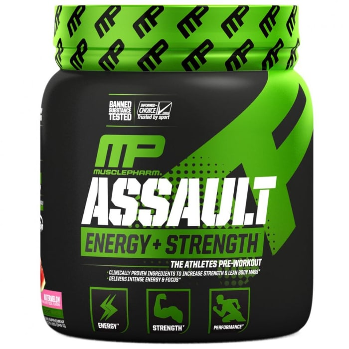 Assault 30 Doses 345g - MP (0)