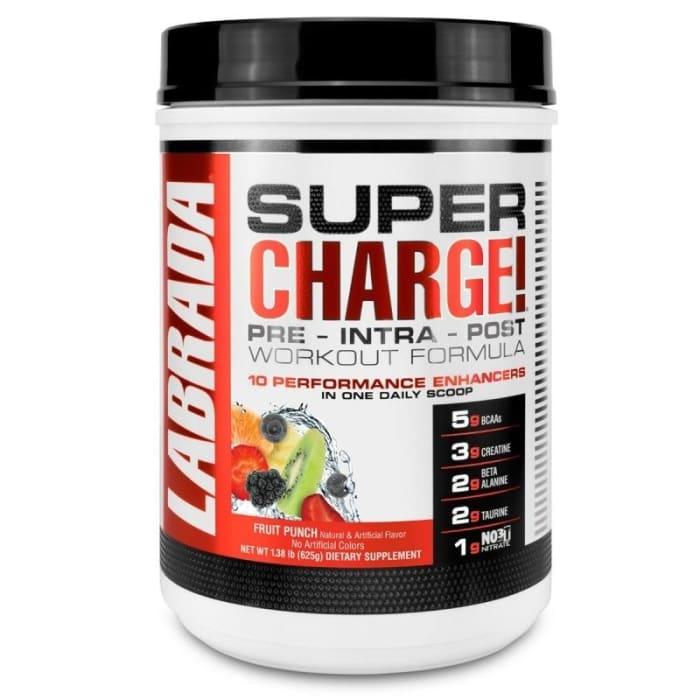Super Charge Fórmula Importada - Labrada (0)
