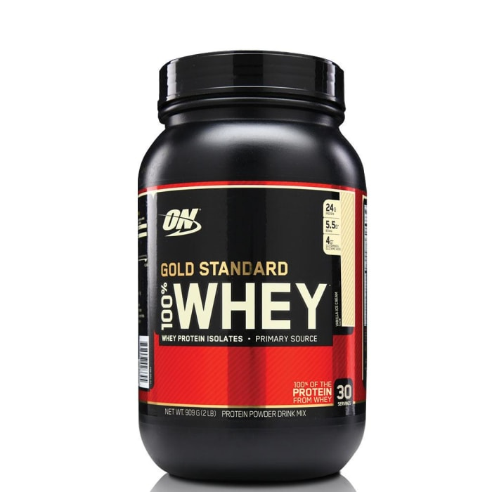 Gold Standard 100% Whey 900g - Optimum Nutrition (0)