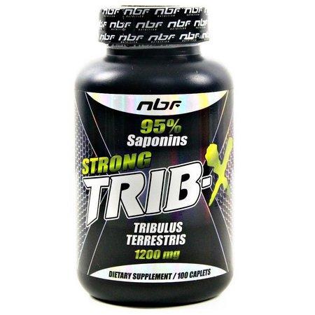 Trib-X Strong 95% Saponinas 1200mg -  NBF (0)