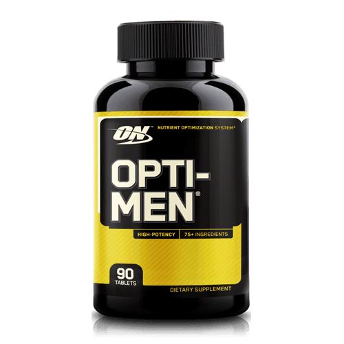 OptiMen Opti-Men Multivitamínico 90 Cápsulas - Optimum Nutrition (0)
