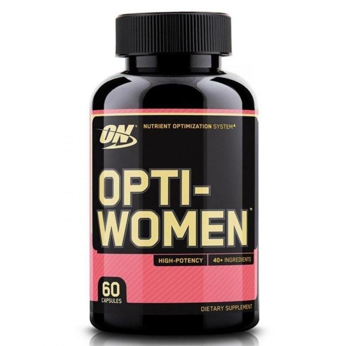 Multivitamínco OptiWomen 60 Cápsulas - Optimum Nutrition (0)