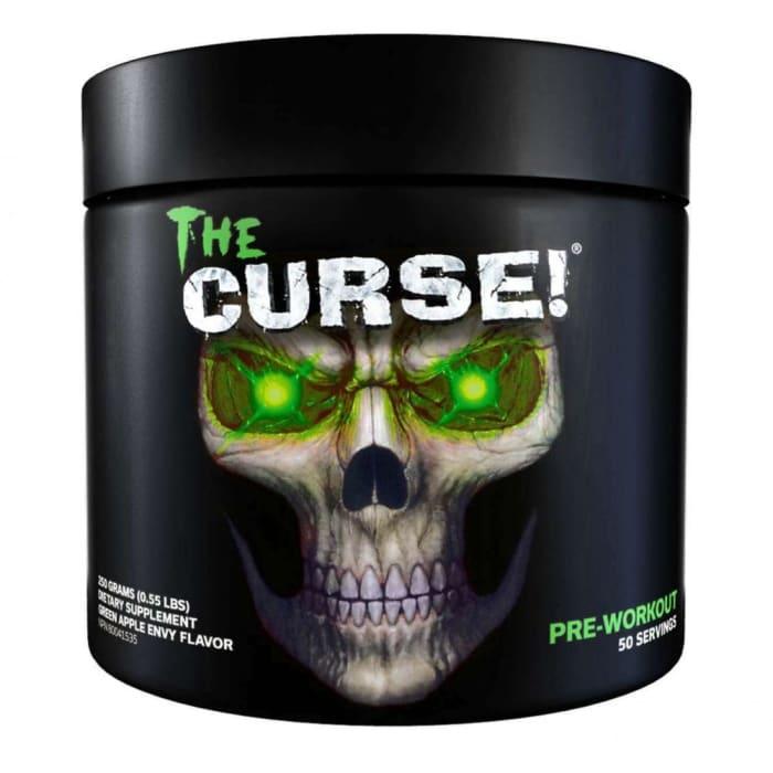 The Curse 250g (Fórmula Americana) - Cobra Labs (0)