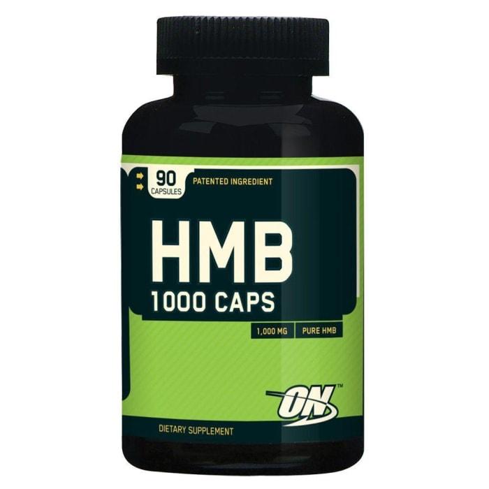 HMB 1000  90 Cápsulas - Optimum Nutrition (0)