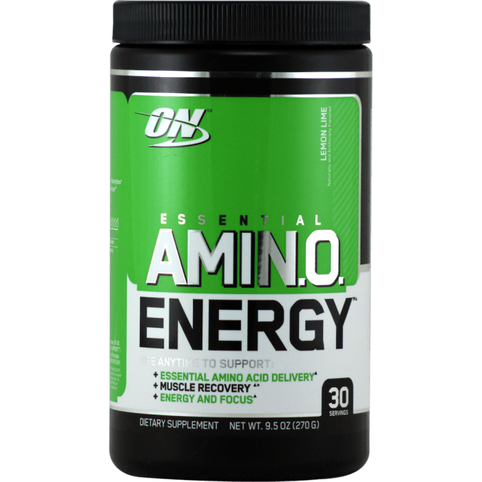 Amino Energy 270g - Optimum Nutrition (0)