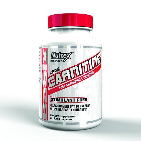 Lipo 6 Carnitine 60 Caps- Nutrex (0)