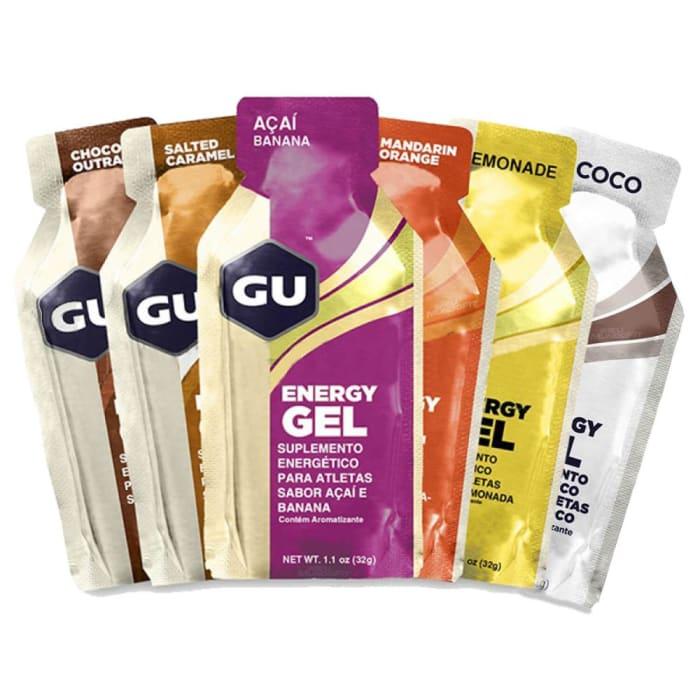 Gu Energy Gel (cx c/ 24) - Gu Energy Labs (0)