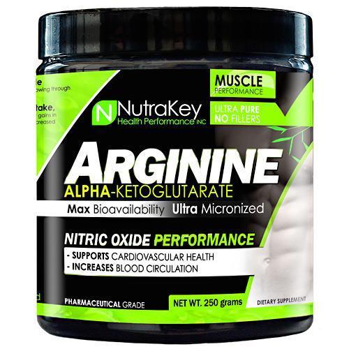 L- Arginina 250 gramas - Nutrakey (0)