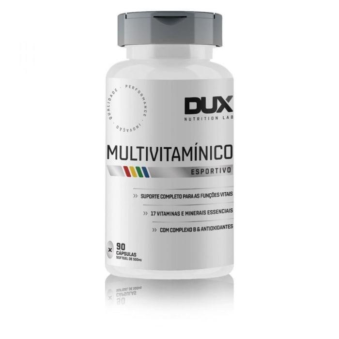 Multivitamínico 90 Cápsulas - Dux Nutrition (0)