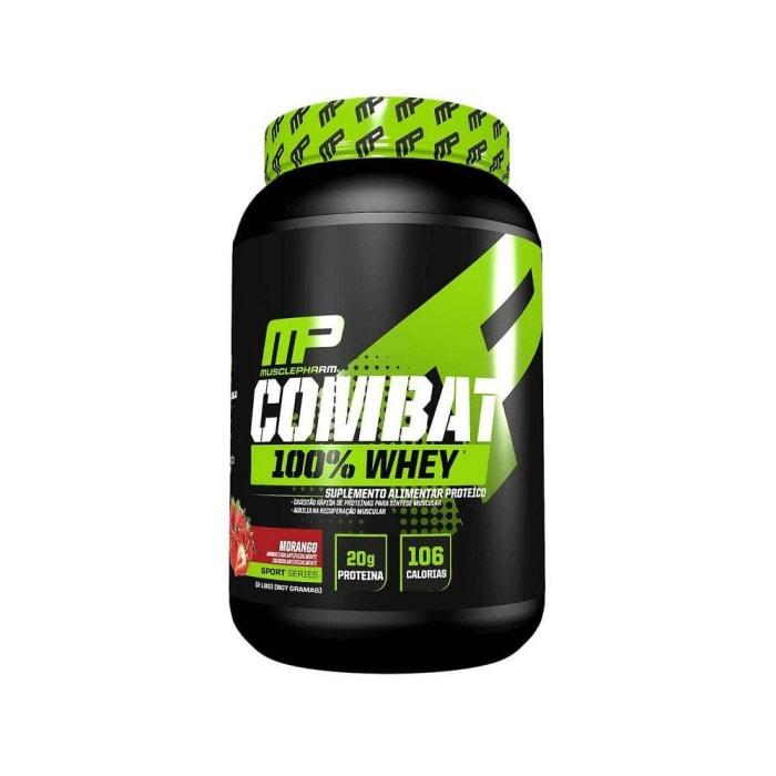 Combat 100% Whey 900g - Muscle Pharm (0)