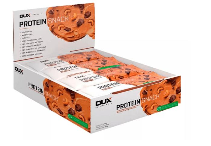 Protein Snack Dux Whey Bar Barra De Proteina Caixa 12 Unid. (0)