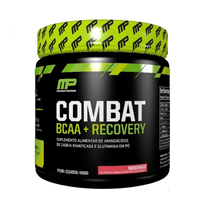 Combat Bcaa + Recovery 400g - MusclePharm (0)