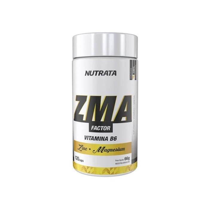 ZMA Factor 120 Cápsulas - Nutrata (0)