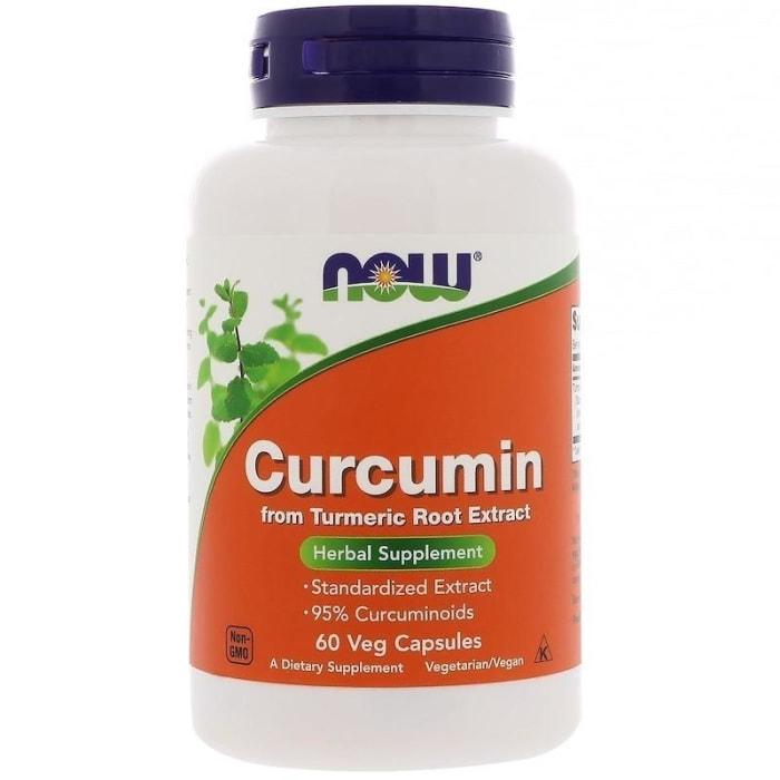Curcuma 60 Capsulas – Now Foods (0)