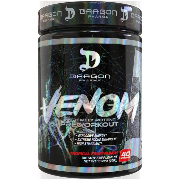 Venom 40 servings 300g - Dragon Phama (0)