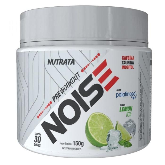 Pré Workout Noise - Nutrata (0)