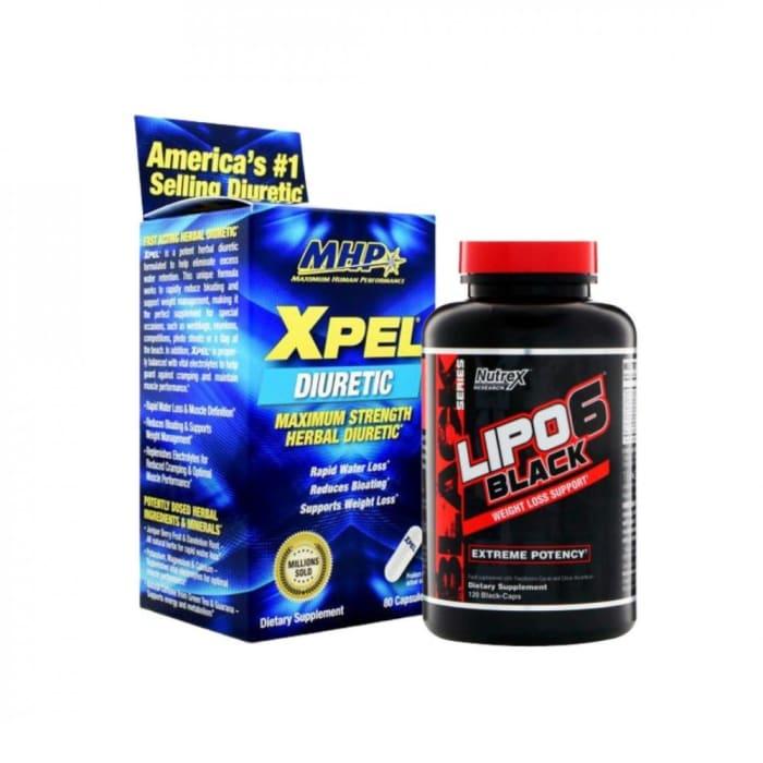 Lipo 6 Black UC 60 Cápsulas Nutrex  Fórmula Americana + Xpel MHP (0)
