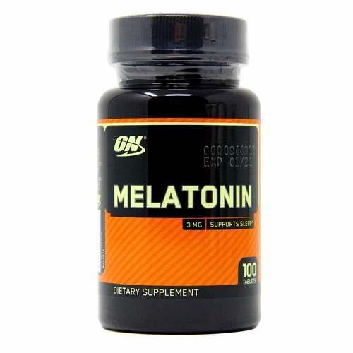 Melatonina ON 3mg 100 Cápsulas - Optimum Nutrition (0)