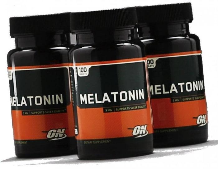 Kit 3 Melatoninas ON 3 mg 100 Cápsulas - Optimum Nutrition (0)