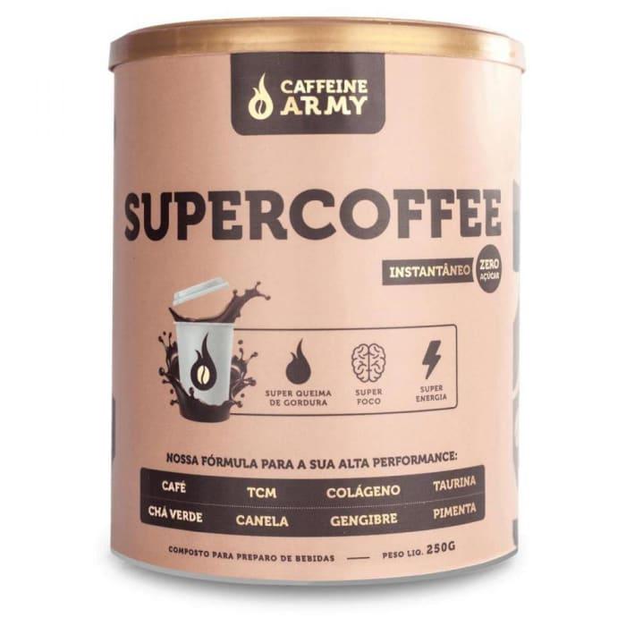 Supercoffee 250g - Caffeinearmy (0)